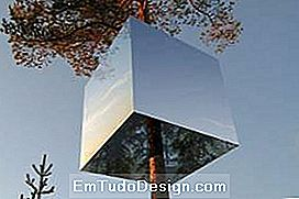 Mirrorcube (imagesource: treehotel.se/tr)