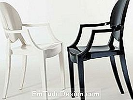 Louis Ghost_Kartell_Philippe Starck