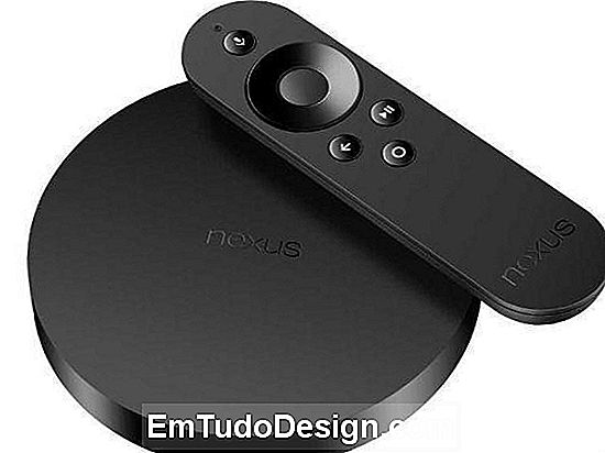Dispositivo Nexus Player