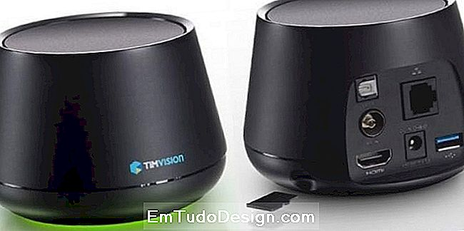 Decodificador TIMvision TIM