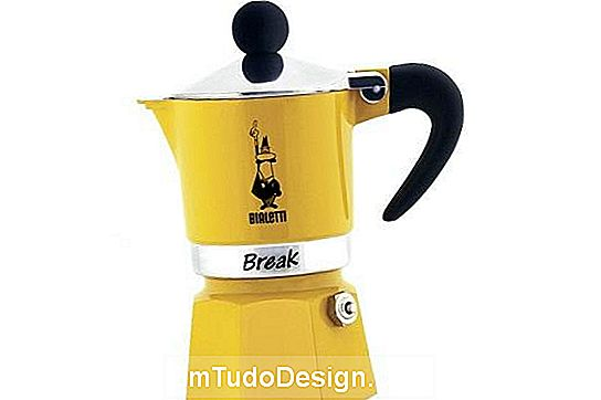 Moka Break Yellow von Bialetti