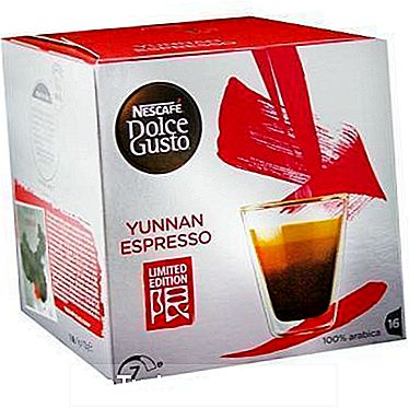Coffee limited edition van NESCAFÉ® Dolce Gusto®