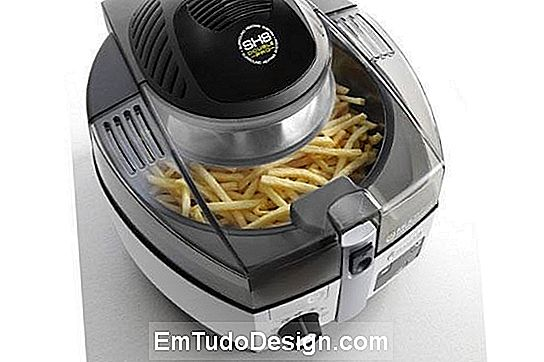 De Longhi air fryer