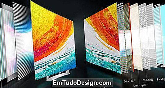 Tecnologia Dispaly TV LG Oled
