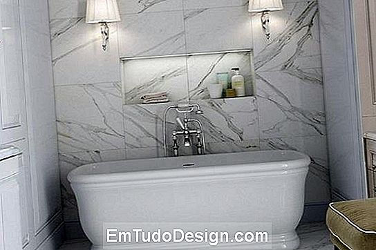 White Hollywood tub av Devon & Devon