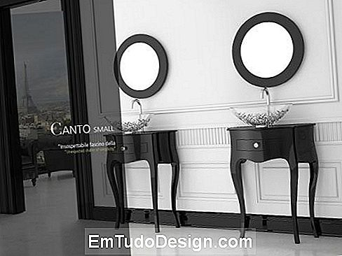 Canto Litet handfat av glasdesign