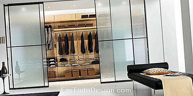 Modelos de armários Walk-in Furniture and Furniture