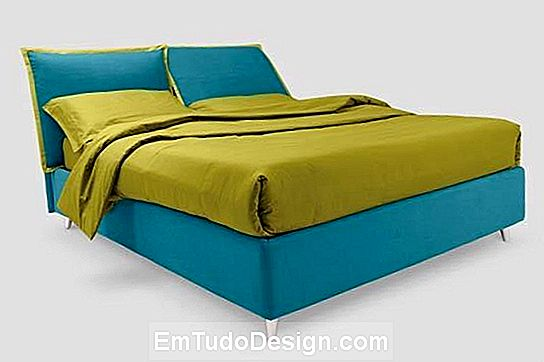 Uma cama So Pop by Letti Outlet