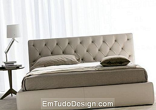 Cama estofada Tribeca by BertO