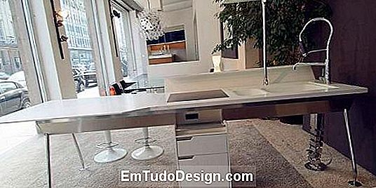 Mermere alternatif: Corian DuPont