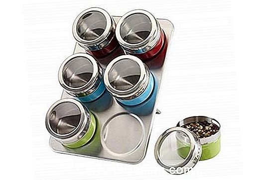 Amazon magnetisk spice rack