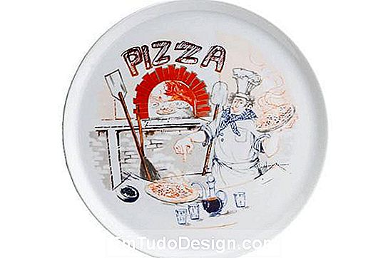 Pizza serving plate, por Tognana