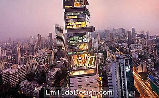 Antilia, a casa mais cara do mundo