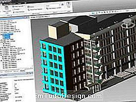 Revit software: captura de tela
