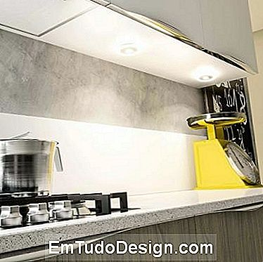 Kitchen led spotlight downlights, Angel Eye Emotion van L & S