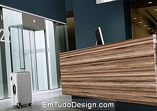 Balcão de recepção Formica® Group Collection Woods