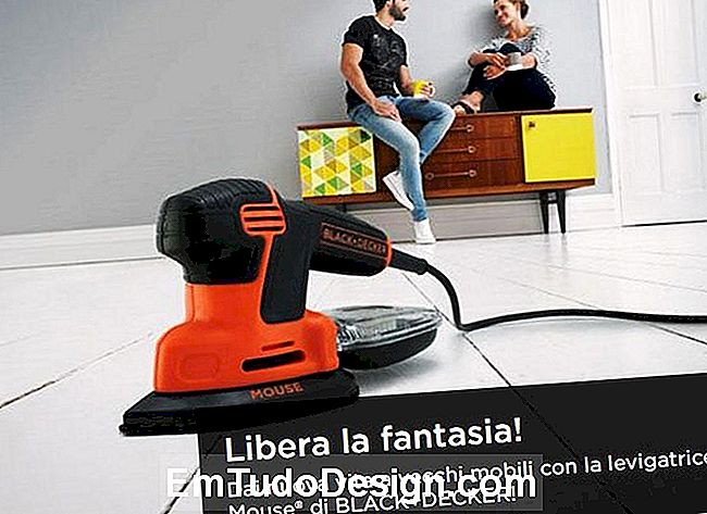 BLACK + DECKER Fare zımparası