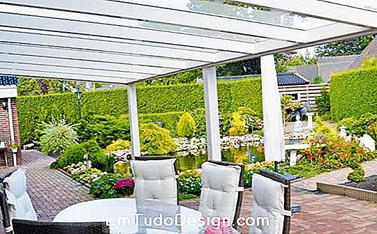 Pergola Gardendreams SERREGIARDINI SRL poolt