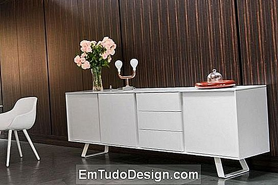 Modern sideboard Secret Calligaris