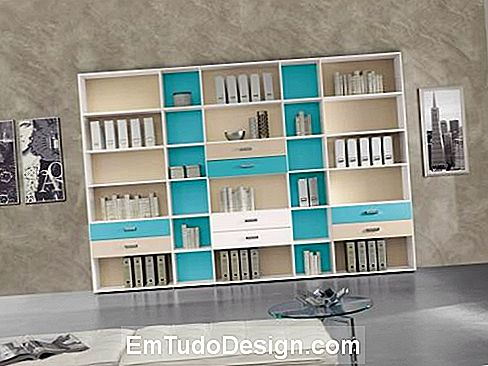 Casarredoufficio studio in het model 017 huis