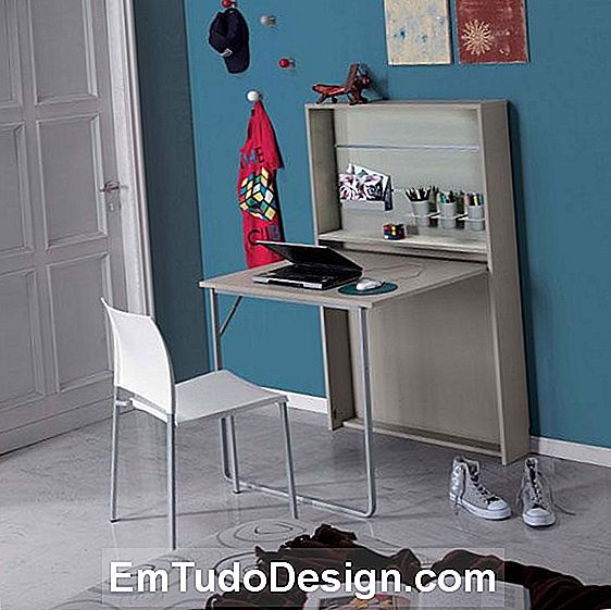 Folding desk door Maconi S.r.l.