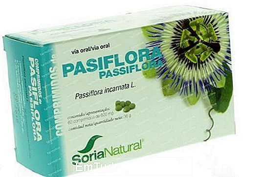 Medicatie Passiflora Soria Natural