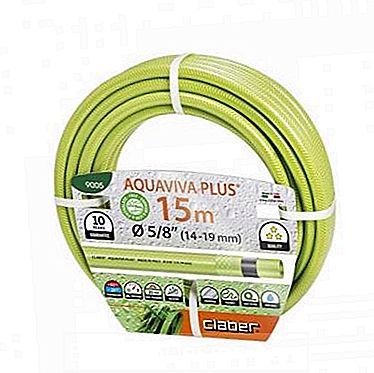 Aquaviva Plus irrigatieslang door Claber