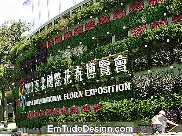 Flora Expo in Taipeh