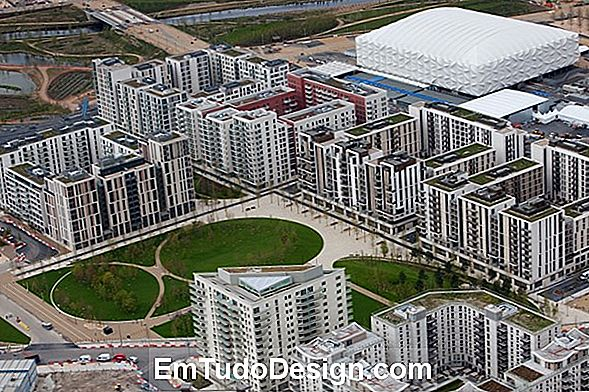 Olympic Village London 2019