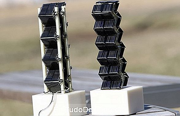 Photovoltaic 3D