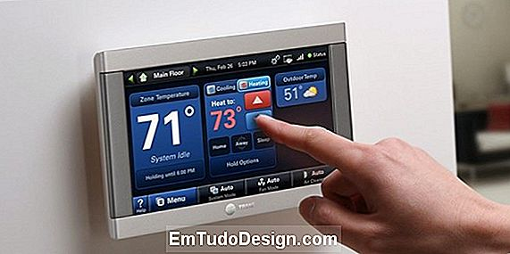 Intelligenter Thermostat