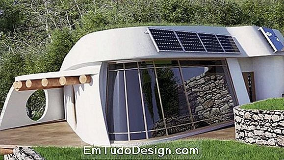 La casa autosuficiente y eco-sostenible