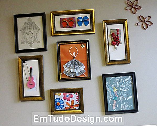 Wall Art: elementos inéditos para paredes decoradas
