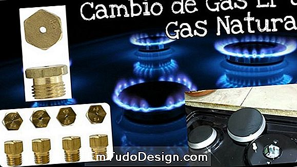 Estufas de gas natural