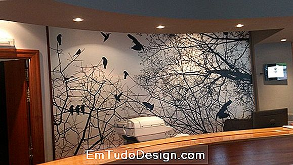 Decorar paredes interiores