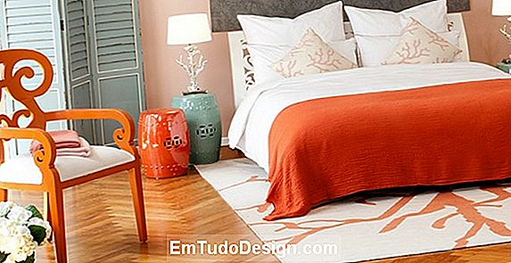 Decorar en naranja