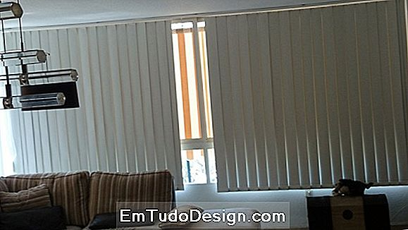Decorar con cortinas opacas