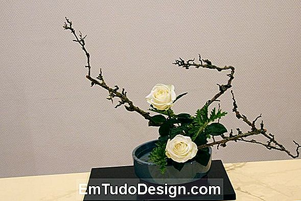 Mis on ikebana kunst?