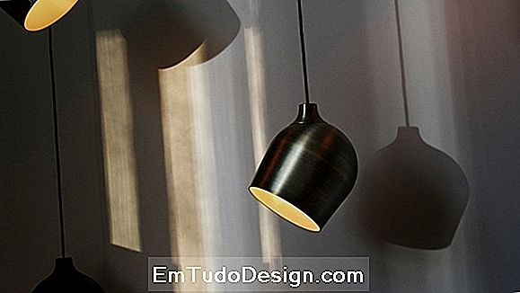 Lampes suspendues Bell