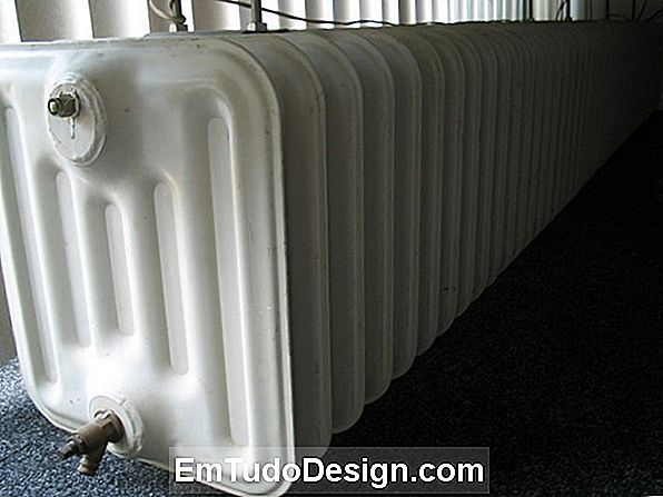 Radiator verwarmingssysteem