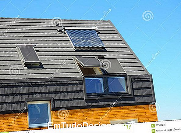 Solar House en airconditioning