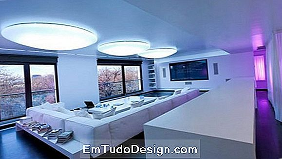 LED-verlichting in condominium
