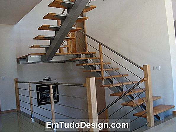 Escadas para design de interiores