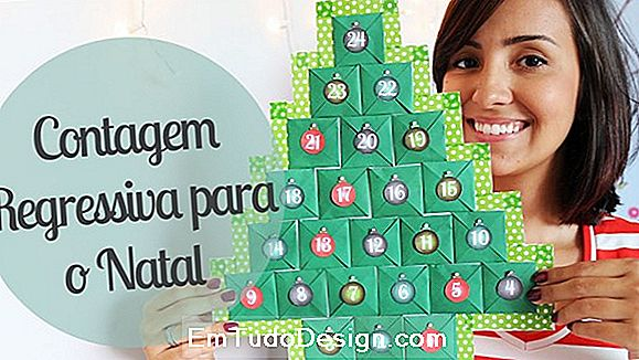 Calendário do Advento de DIY 2019