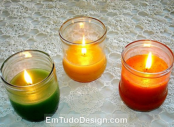 Use bem as velas