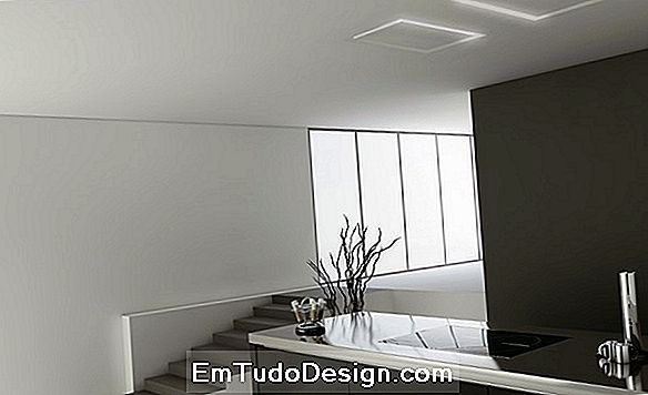 Furnish casa com letras decorativas