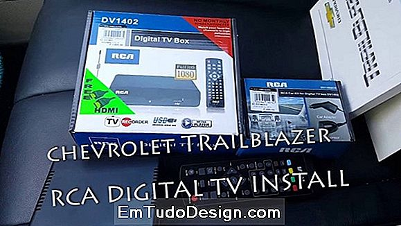Installera digital-TV