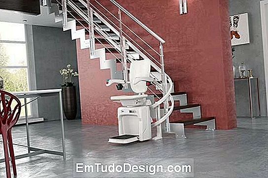Stairlifts interiores