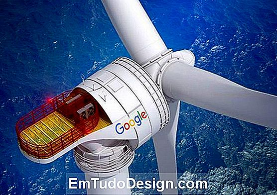 Energia eólica do Google