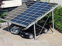 Photovoltaic shelter - Nrg Sunrise Solar Technologies